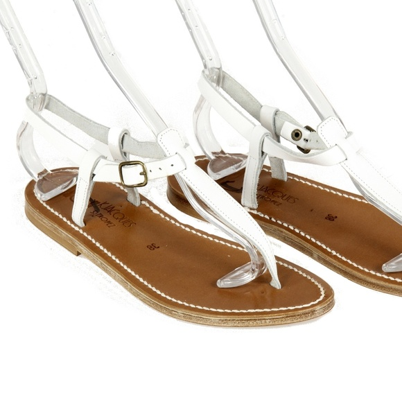 K Jacques St. Tropez Picon Leather Sandals where can i order tumblr lsNT5n5bEl